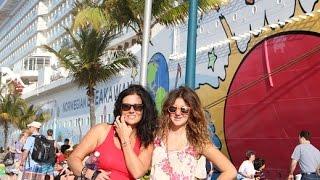 Norwegian Cruise Line day 5 (Nassau, Bahamas)