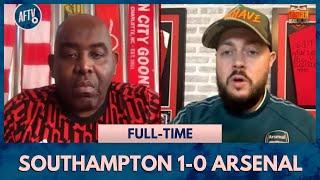 Southampton 1-0 Arsenal | It's Not Arteta's Fault, The Team Was Strong Enough! (DT)