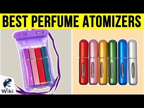 10 Best Perfume Atomizers 2019