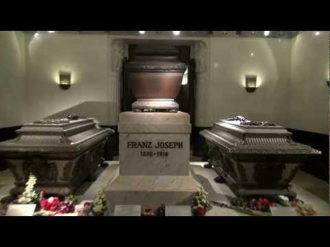 Groby cesarskie - Wiedeń, krypta u kapucynów
