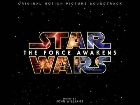 Star Wars: The Force Awakens - 13 - Kylo Ren Arrives at the Battle