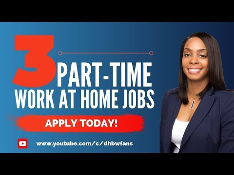3 Part-TIme Work@Home Jobs: Rate Ads, Tutor Students, and Make Research Calls