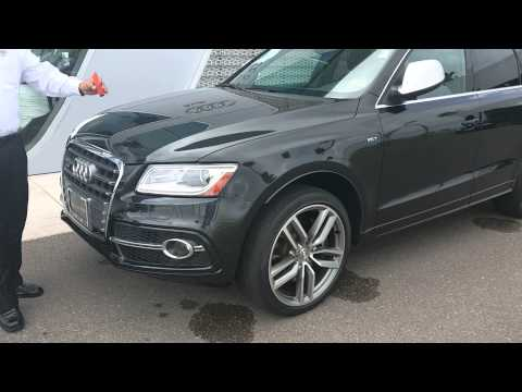 2015 audi sq5 review youtube. Black Bedroom Furniture Sets. Home Design Ideas