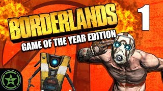 Borderlands: Remastered Playthrough - Part 1 | Let's Play