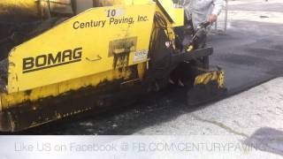 Asphalt Overlay Repair Long Beach Parking Lot