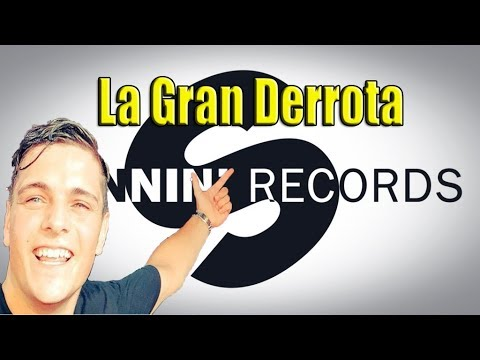Martin Garrix derrota  a Spinnin' Records  /Noticias #147