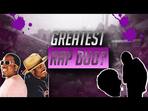 THE GREATEST RAP DUO THAT NEVER WAS!
