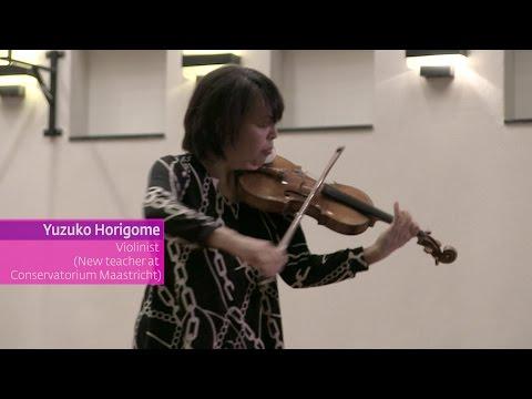 Yuzuko Horigome | Conservatorium Maastricht presents