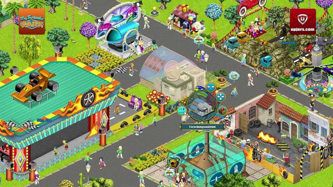 Park Spiele
