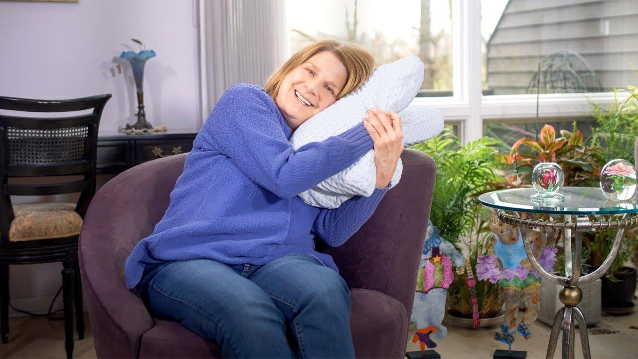 SleepOvation Pillow Customer Testimonial