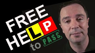Tips on how to Pass Driving Assessment - Free Driving Test Advice