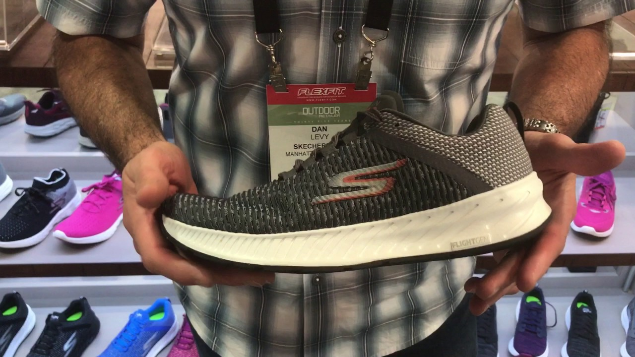 Outdoor Retailer: Skechers Performance GOrun Forza 3 Introduction