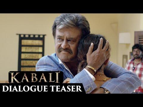 Kabali Tamil Movie Latest Dialogue Teaser | Rajinikanth | Radhika Apte | Pa Ranjith | V Creations