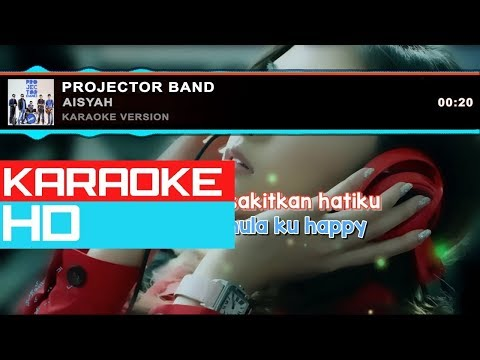 aisyah---projector-band-(karaoke-hd)