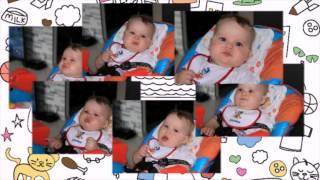 мой малыш видео фото коллаж