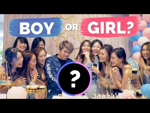 Boy or Girl? - Gender Reveal Party