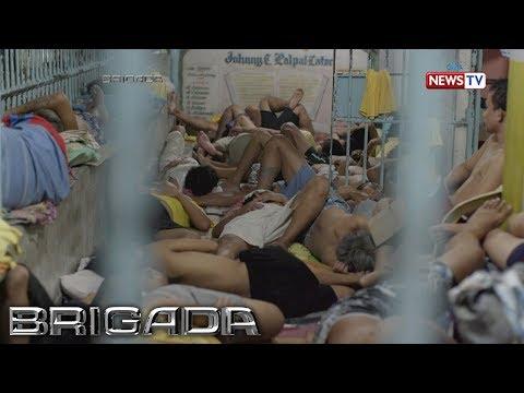 Brigada: Sitwasyon ng mga preso sa ilang bilangguan, tinalakay sa 'Brigada'