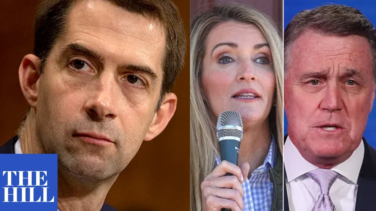 WATCH: Tom Cotton stumps for Kelly Loeffler and David Perdue in Georgia   FULL RALLY