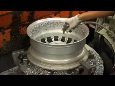 How It's Made - Alloy Wheels