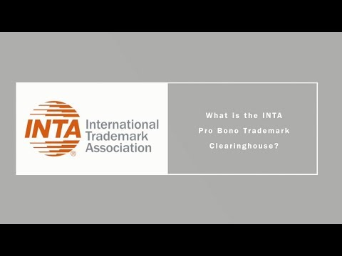 What is the INTA Pro Bono Trademark Clearinghouse?