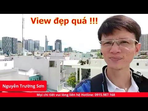 Livestream bán nhà 2 lầu hẻm 122 Tôn Đản P8 Quận 4, sổ hồng riêng