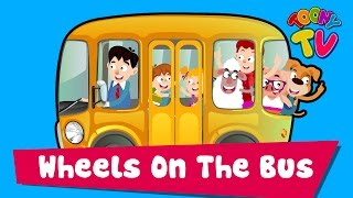 Nursery Rhymes - Kid songs - The Wheels on the Bus and More Best Nursery Rhymes from Toony TV !