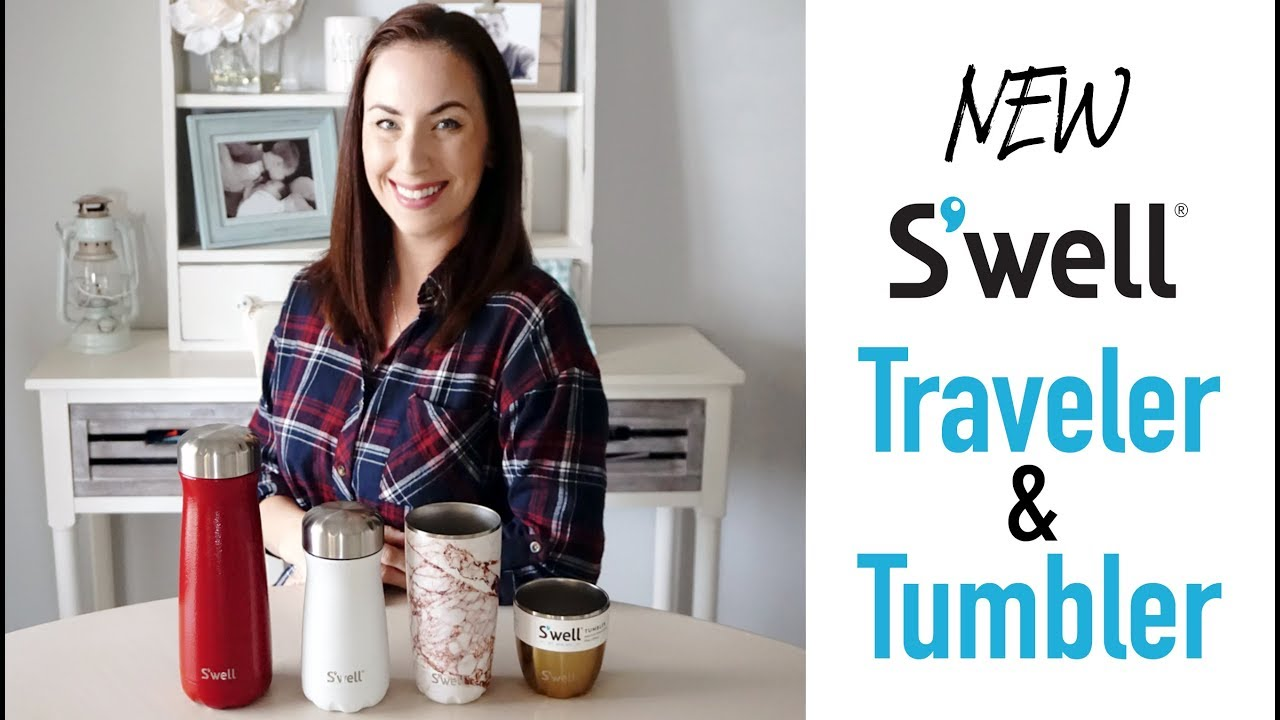 Review New S Well Tumbler Amp Traveler Bottles Giveaway