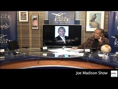 Dr. Henry Louis Gates talks about the Green Book - Joe Madison | The Black Eagle