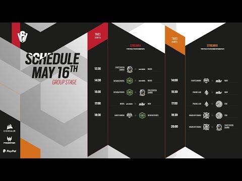 MIBR vs Team Liquid // SIX INVITATIONAL 2021 – LB Final – Day 5