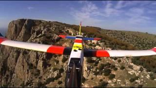 Полёт авиамодели с видеокамерой(, 2014-12-28T08:04:33.000Z)