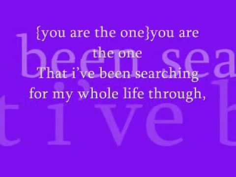 You Are the One - Melason Lyrics