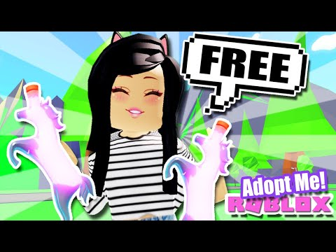 How To Get FREE RIDE A PET POTION In Adopt Me! Roblox Gamepass