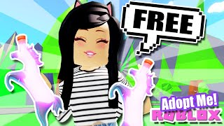 Wie man FREE RIDE A PET POTION in Adopt Me! Roblox Gamepass