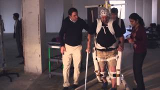 NASA Exoskeleton Trials