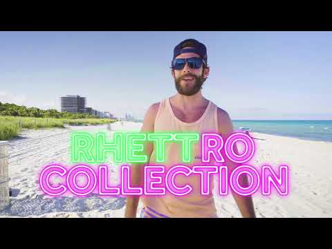 Jessica - Thomas Rhett Has A 90's Inspired Swim Line