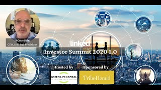 Presenting Company Soul Full Provisions Gene Fein, at Linked Ventures Investor Summit