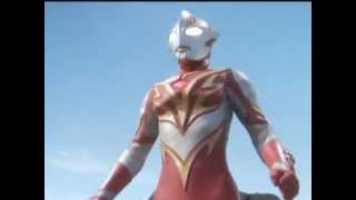 Ultraman Mebius vs Gomora