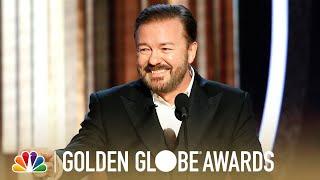 Ricky Gervais' Monologue   2020 Golden Globes