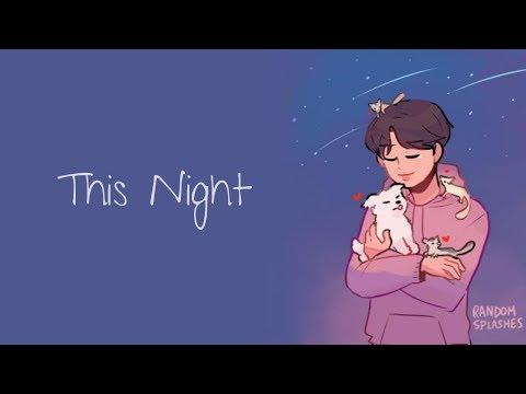 JIN - This Night/Tonight (Eng|Rom Lyrics)
