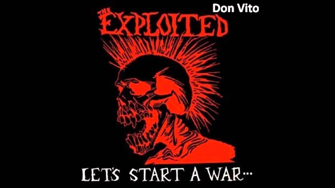 The Exploited God Save The Queen Youtube