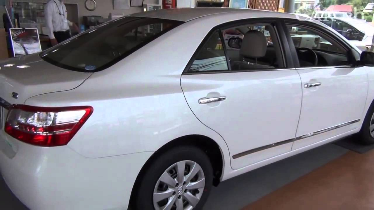 Toyota Premio Pearl Green Selection 2012 Youtube