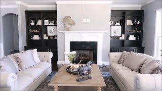 LIVING ROOM TOUR| INTERIOR STYLING + BEHIND THE DESIGN (FULL DEET CHIT CHAT VLOG)