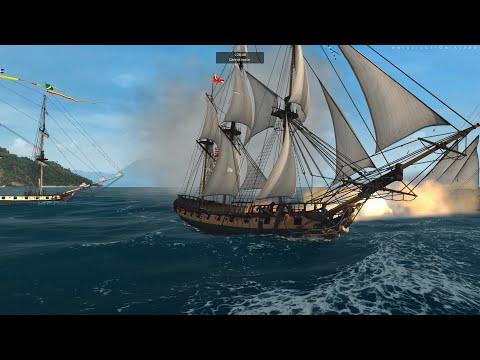 Ships of Naval Action - Rattlesnake