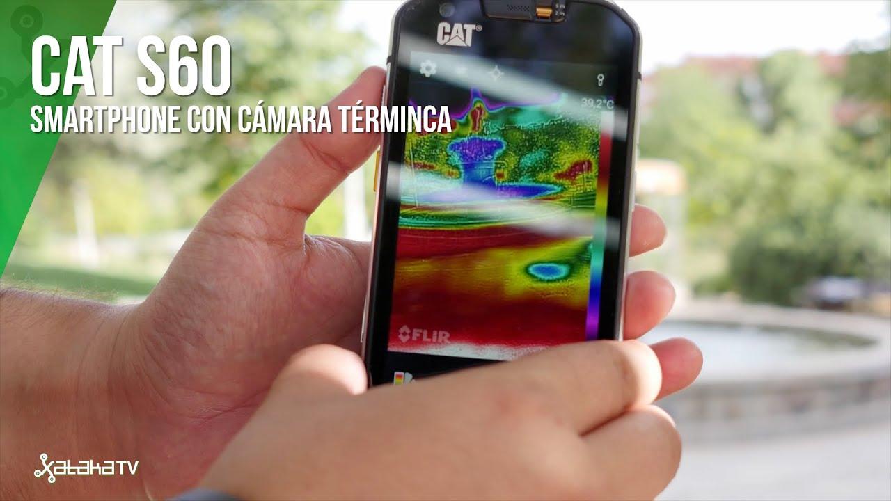 cc3bd48b CAT S60, análisis. Review de características, precio y especificaciones