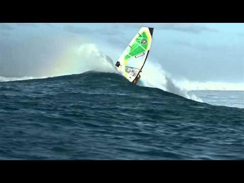 Marshall Island Windsurfing Exploration