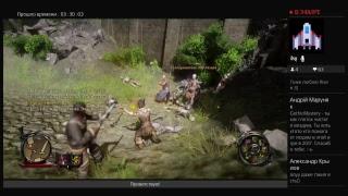(6) Risen 3 (PS4) Вуду-пират - ультра сложность - прямые трансляции