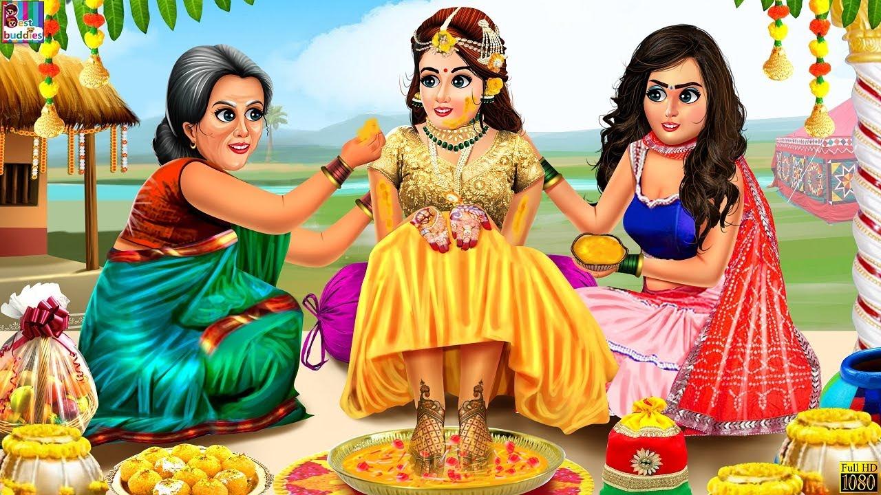 गरीब बेटी की शादी | Hindi Kahani | Moral Stories | Bedtime Stories | Hindi Kahaniya | Fairy tales
