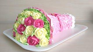 Торт БУКЕТ Готовьте с любовью
