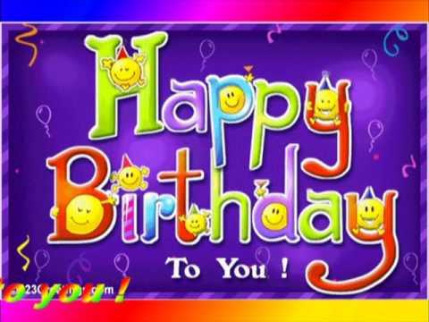 Happy birthday to you!remix
