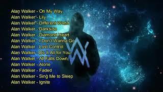 Kumpulan lagu alan walker 2019
